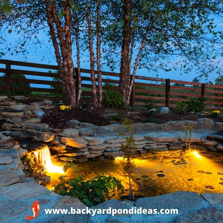 51 Backyard Pond Ideas – Visual Inspiration For Your Next Garden Pond Project