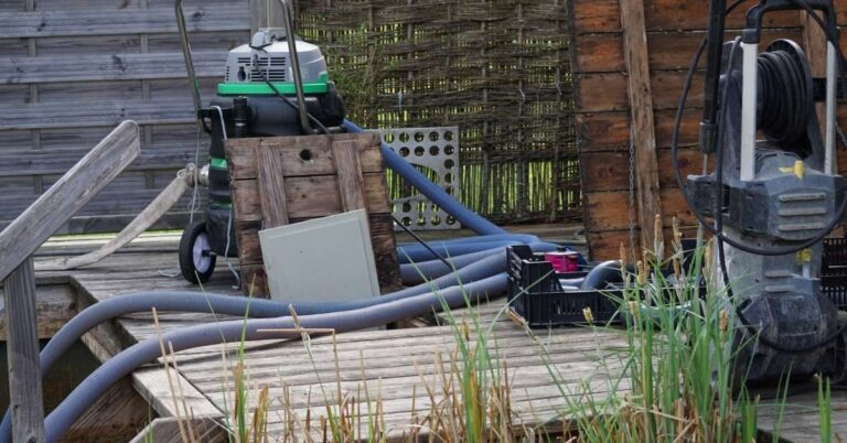 Best Pond Vacuums – Why You Need One And Which One To Pick
